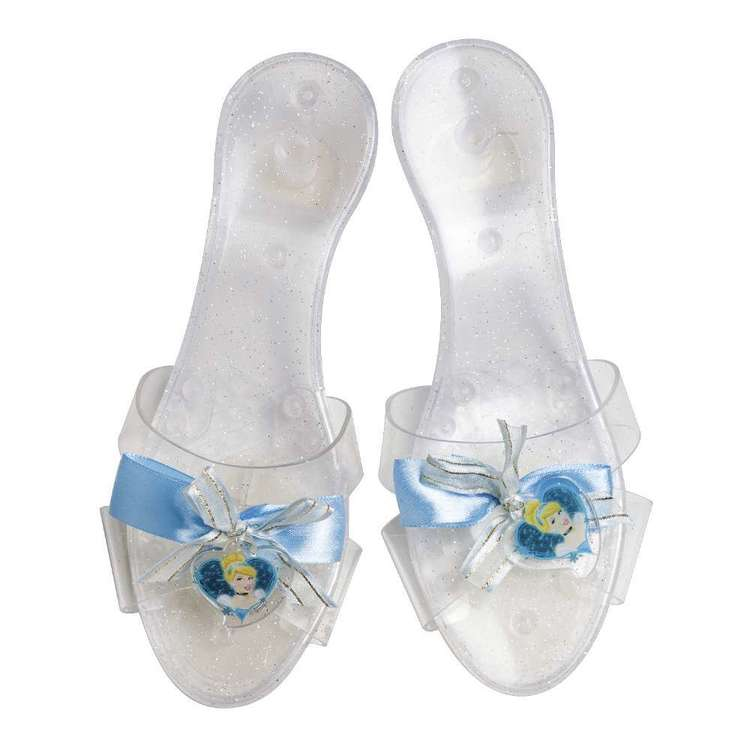 Disney Cinderella Click Clack Shoes