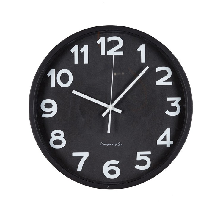 Cooper & Co Modern Wall Clock