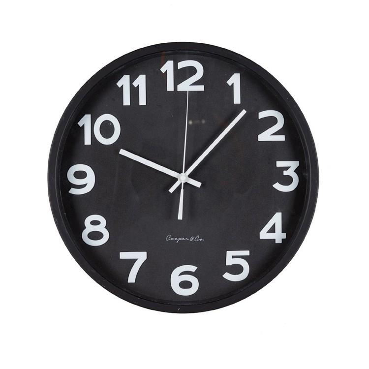 Cooper & Co Modern Wall Clock