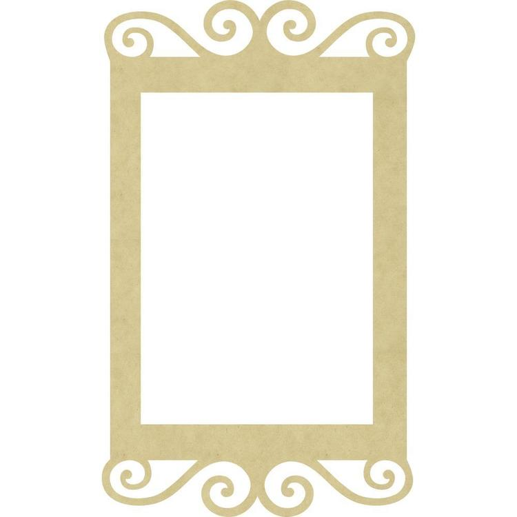 Kaisercraft KAISERdecor Rectangle Contemporary Frame