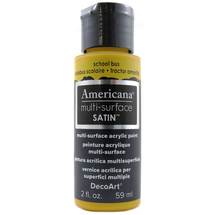 DecoArt Americana Multi Surface Acrylic Paint