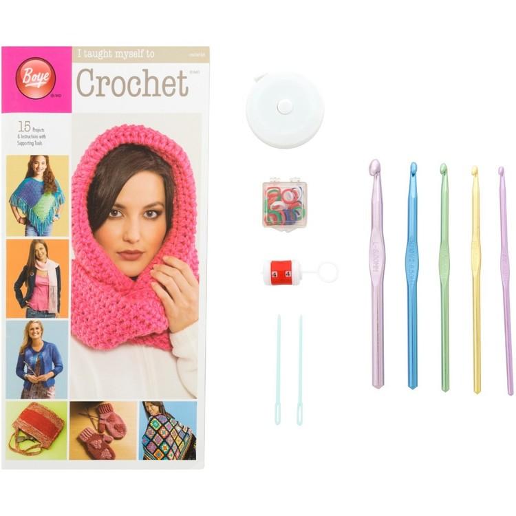 Boye I Taught Myself To Crochet