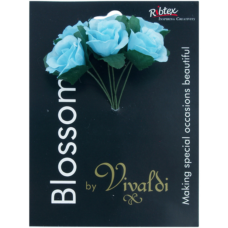 Vivaldi Blossoms 6 Heads Mini Rose Bunch