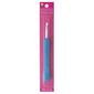 Boye Aluminium Crochet Hook With Ergonomic Handle Multicoloured