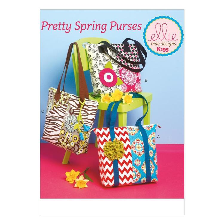 Kwik Sew Pattern K0195 Bags