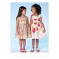 Kwik Sew K4096 Girls' Dresses  XX Small - Large