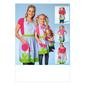 Kwik Sew K4105 Girls' Aprons  Small - Large