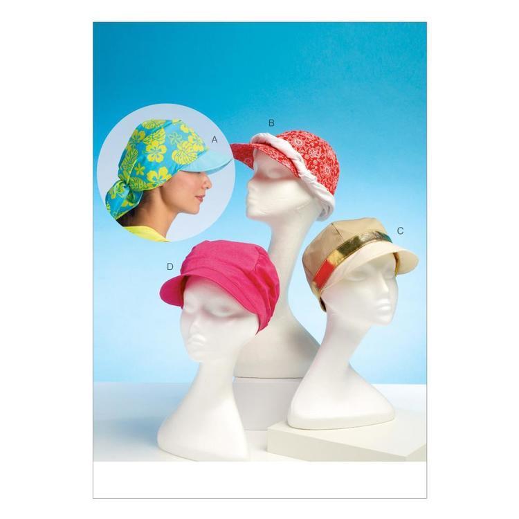 Kwik Sew Pattern K4107 Hats