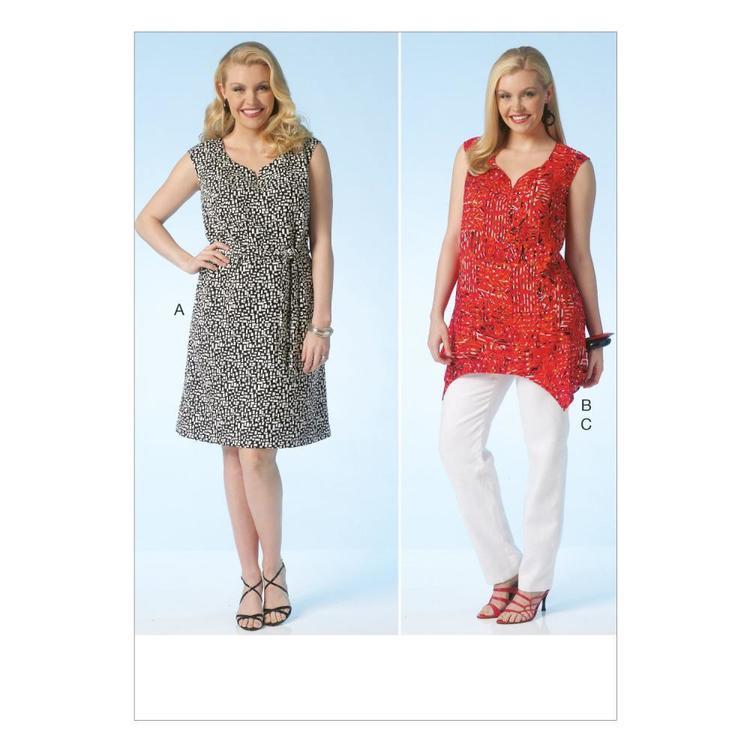 Kwik Sew Pattern K4115 Womens' Dress Belt