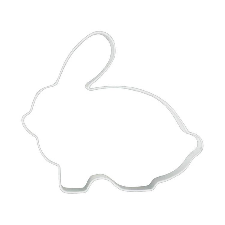 ECD Bunny Cookie Cutter Multicoloured