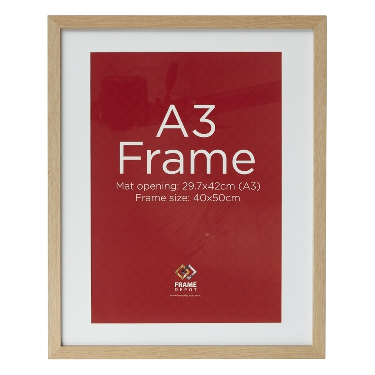d61eed17a7 Frame Depot Core A3 Frame - Now On Sale At Spotlight!