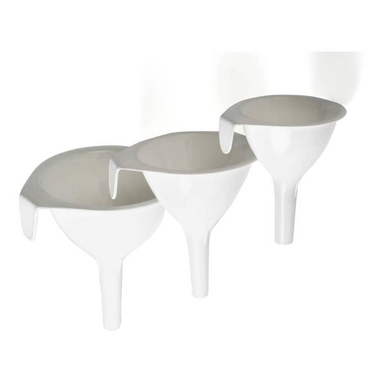 Cuisena Plastic Funnel Set