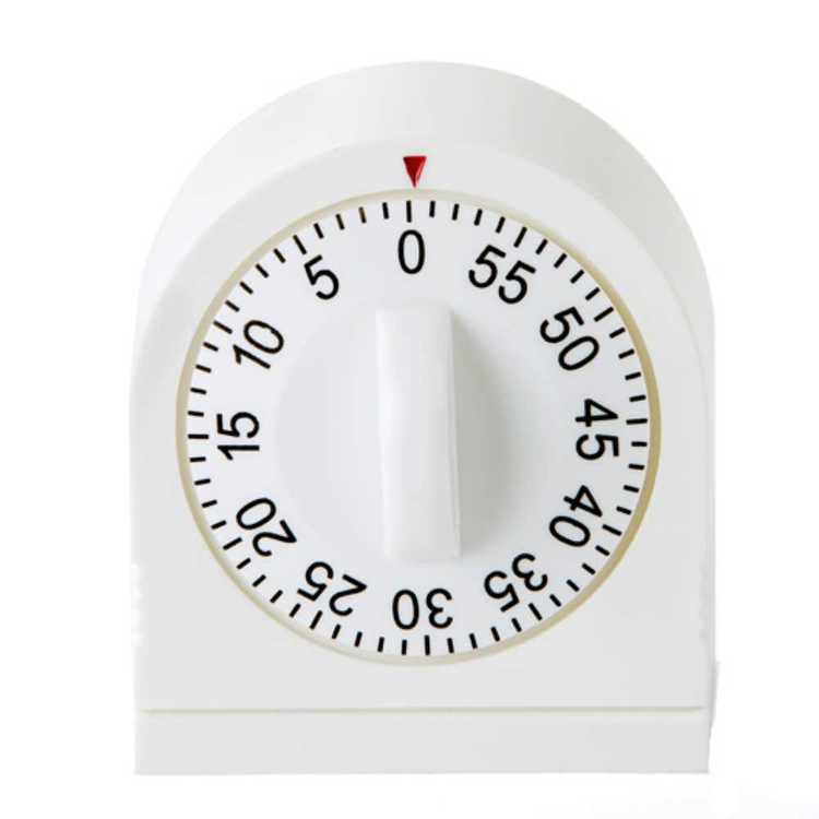 Cuisena Mechanical 60 Minute Timer