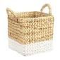 Living Space Matilda Square Basket Natural