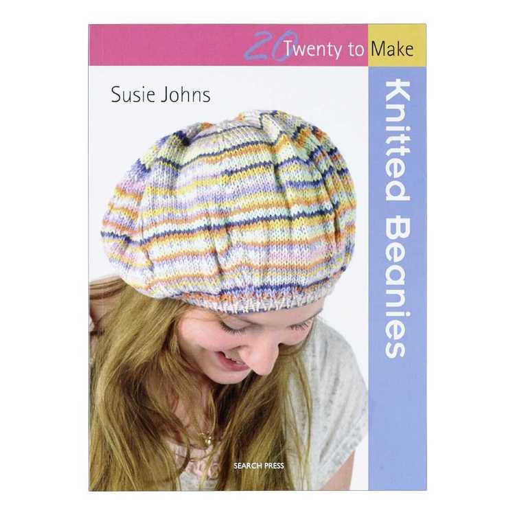 Twenty To Make Crocheted Make Knitted Beanies Book Multicoloured