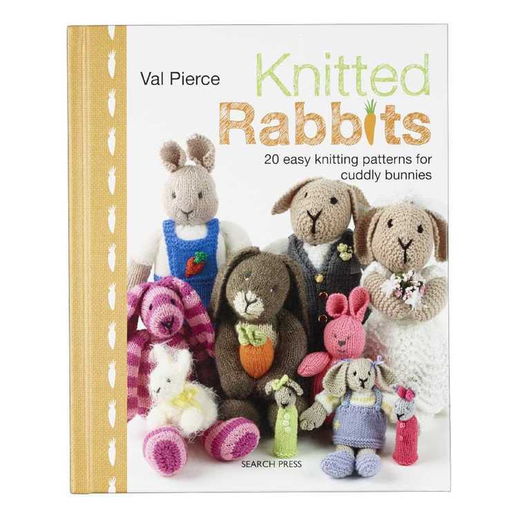 Knitted Rabbits Knit Book