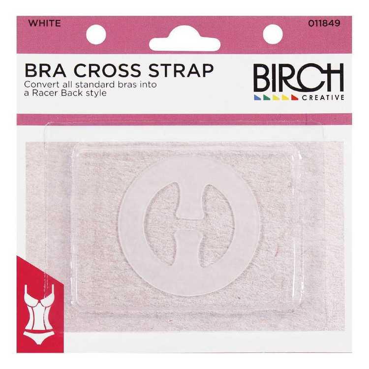Birch Cross Strap Bra