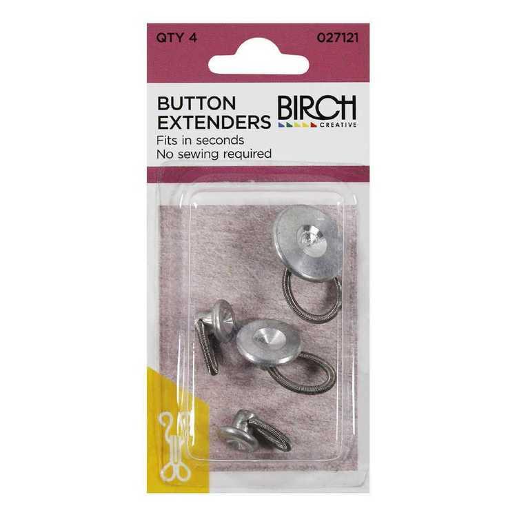 Birch Button Extenders