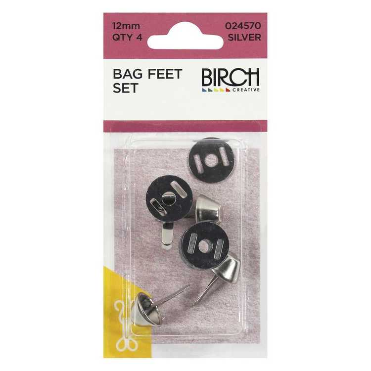 Birch 12 mm Bag Feet