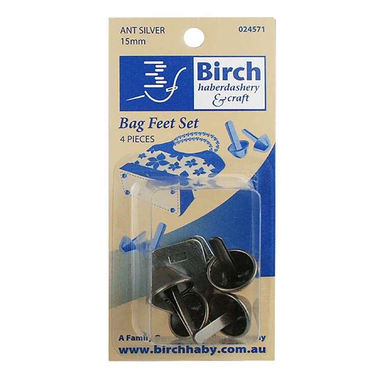 Birch 15 mm Bag Feet