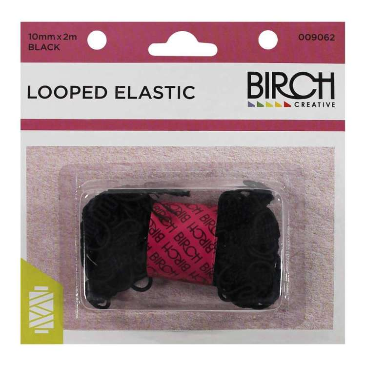 Birch Looped Elastic