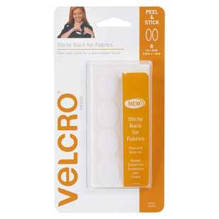 VELCRO® Brand Sticky Back For Fabric Dots