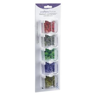 Crafters Choice Medium Bead Containers