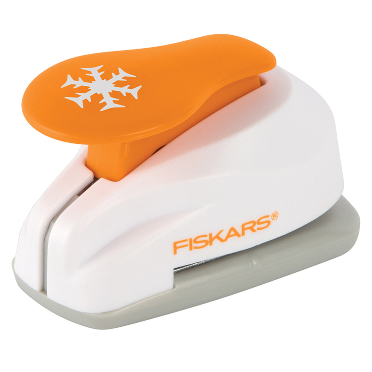 Fiskars Snowflake Small Lever Punch