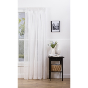 Filigree Aiden Pencil Pleat Curtain
