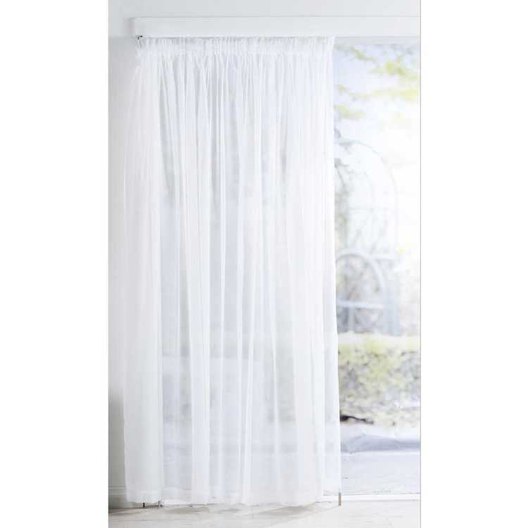 Filigree Aria Pencil Pleat Curtains