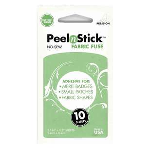 Birch Peel N Stick Mini Fabric Fuse