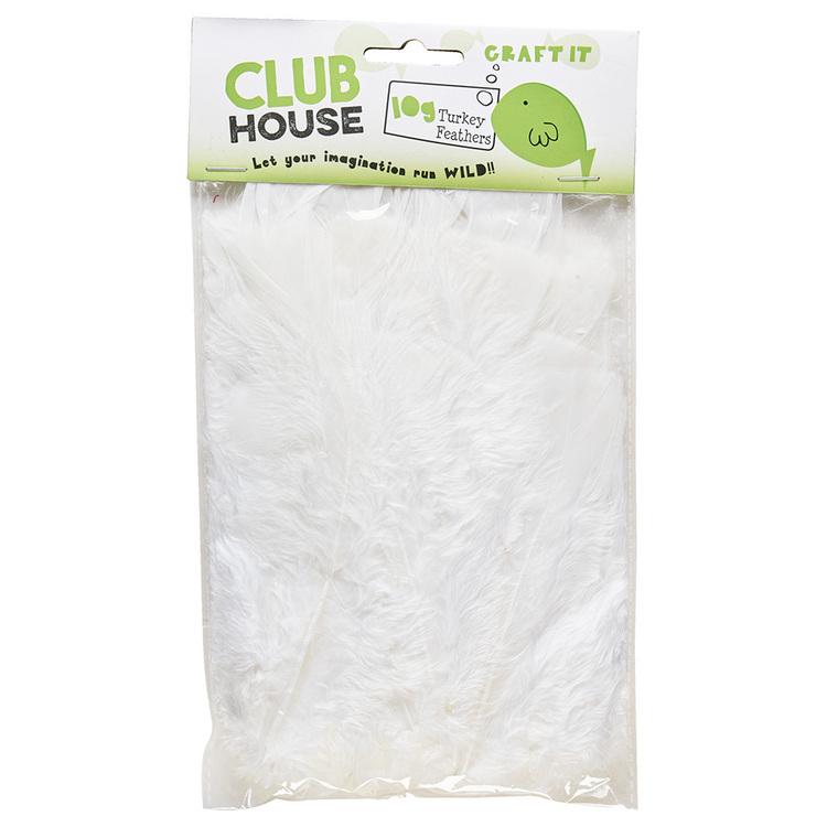 Club House Turkey Feathers