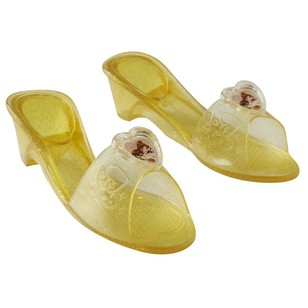 Disney Belle Click Clack Shoes