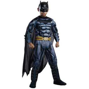 DC Comics Deluxe Batman Muscle Suit Costume