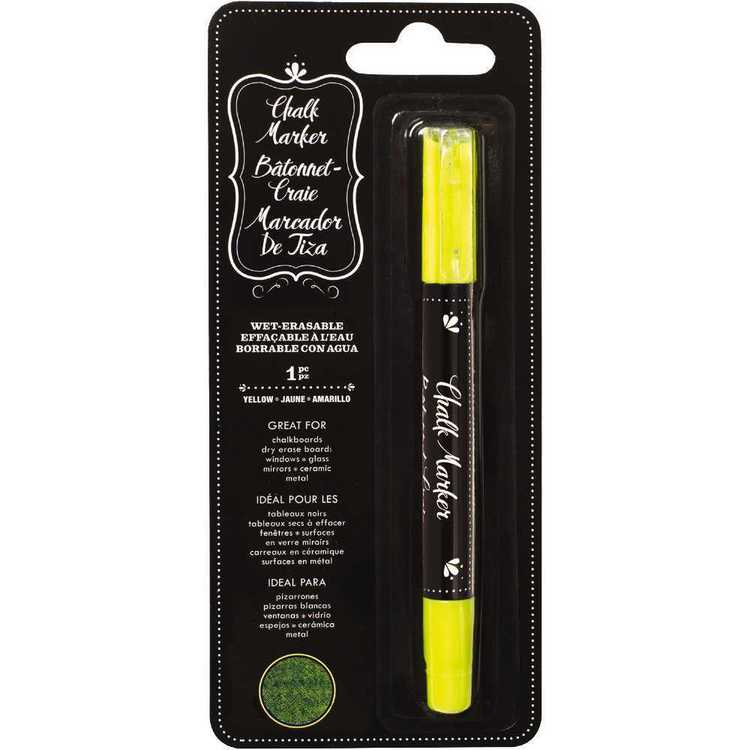American Crafts Erasable Chalk Marker