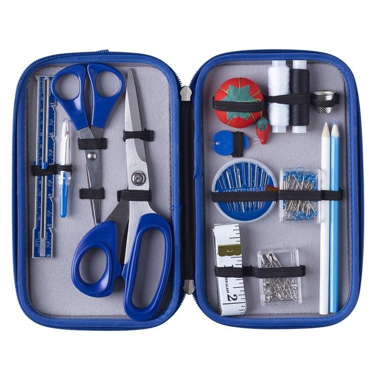 Semco Sewing Kit & Scissors Pack