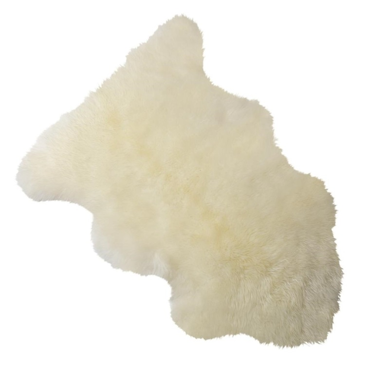 Living E Genuine Sheepskin Rug