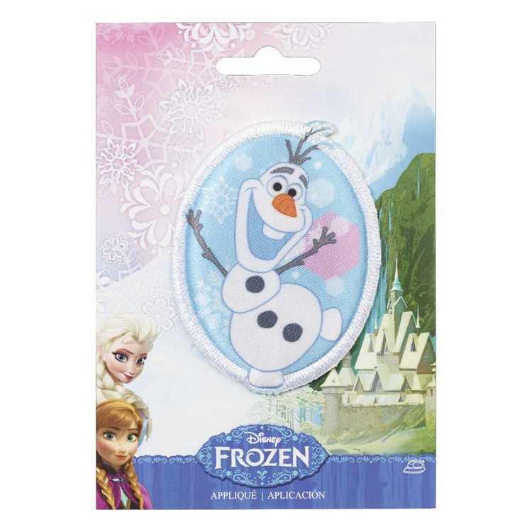 Disney Frozen Olaf Applique Buttons