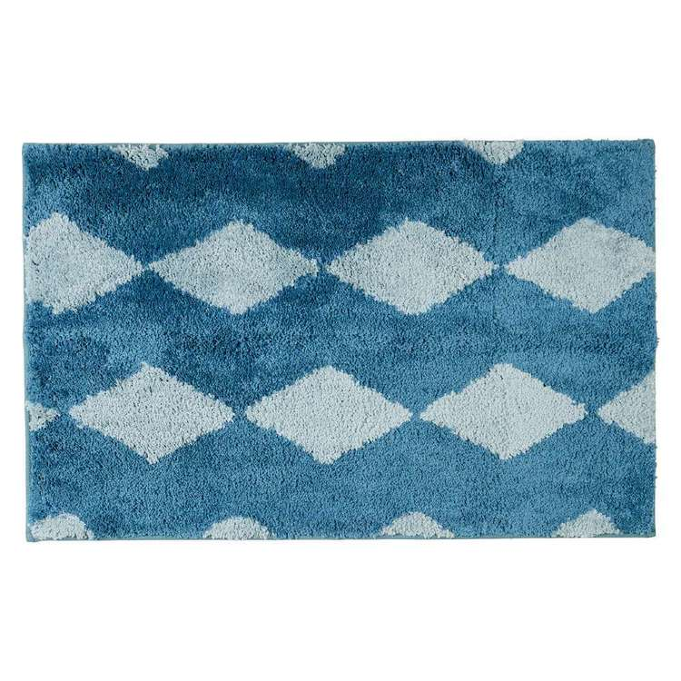 Jaspa Diamond Bath Mat