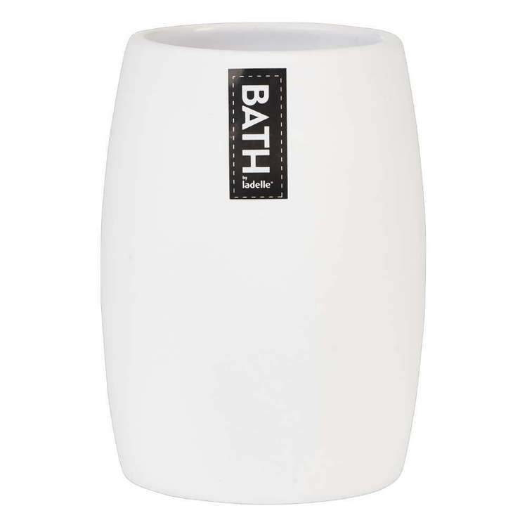 Bath By Ladelle Soft Touch Tumbler