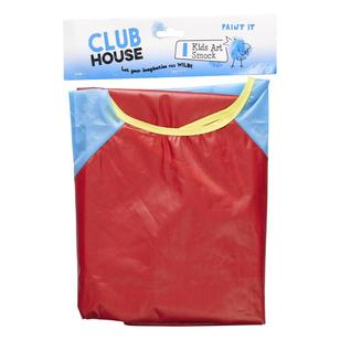 Club House Kids Art Smock