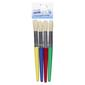Club House Kids Brushes 4 Pack Multicoloured
