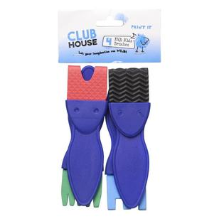 Club House EVA Kid Brush Set A