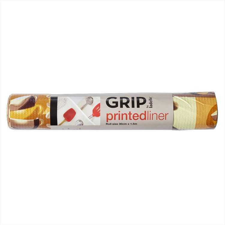 Ladelle Magic Grip Daisy Check Table Protector