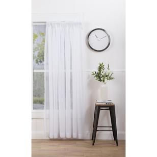 Filigree Asina Pencil Pleat Curtain