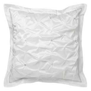 Logan & Mason Platinum Francesca European Pillowcase