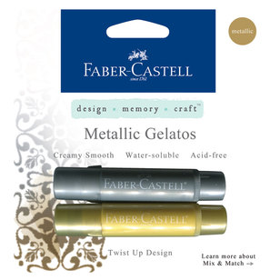 Faber Castell Gelatos 2 Pack