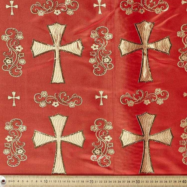 Cross Brocade