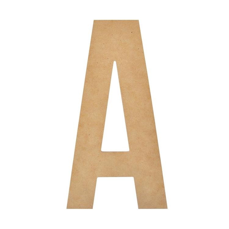 Kaisercraft 28 cm Letter A