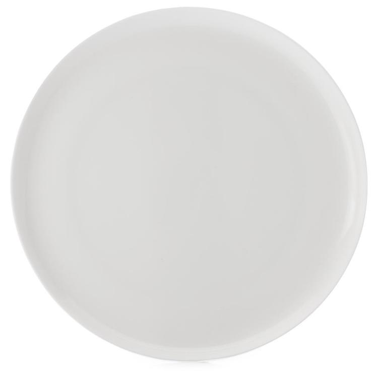 Casa Domani Pearlesque Coupe Dinner Plate